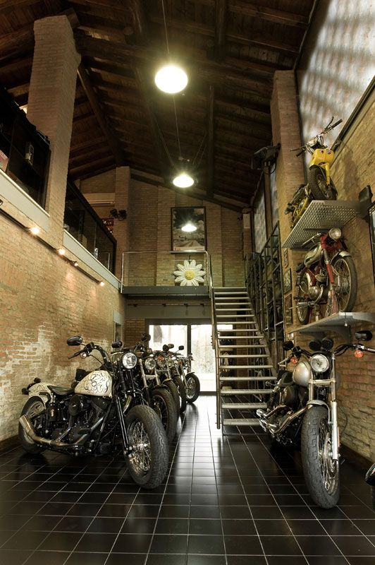 30 ideias de decora o para os apaixonados por motos bugre. Black Bedroom Furniture Sets. Home Design Ideas