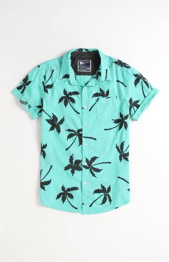 ce392483a83 As minas também curtem camisas estampadas criativas! Moda Tomboy   Blog  Bugre Moda   Imagem
